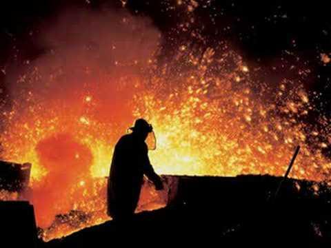 The Move - Ben Crawley Steel Co. Sung by Bev Bevan