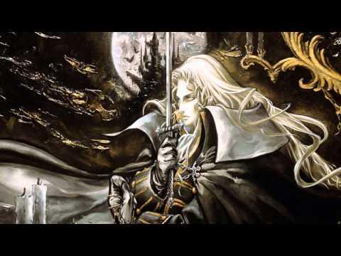 Castlevania - Symphony of the Night - Crystal Teardrops (Original Version)