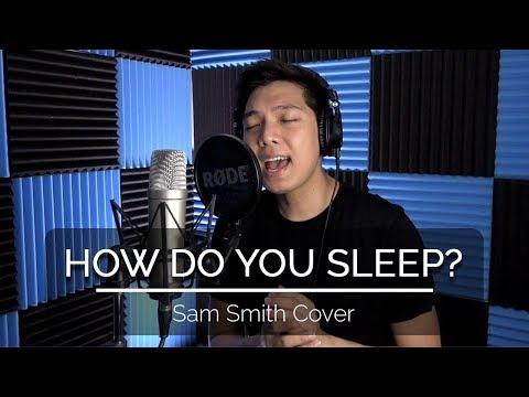 how do you sleep sam smith cover pero chill lang...