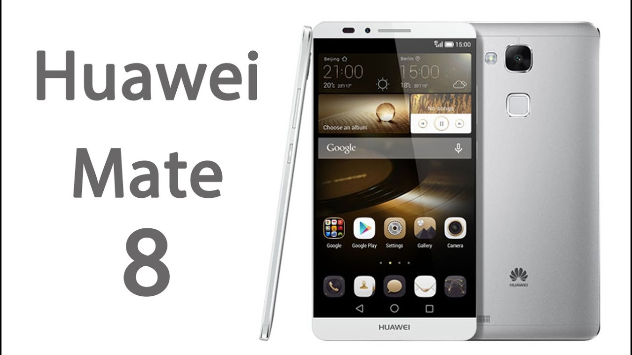 Huawei Mate 8 Mobile Features
