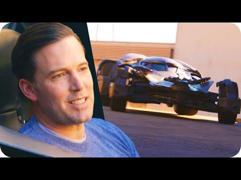 Batman Surprises Fans in the Batmobile // Omaze