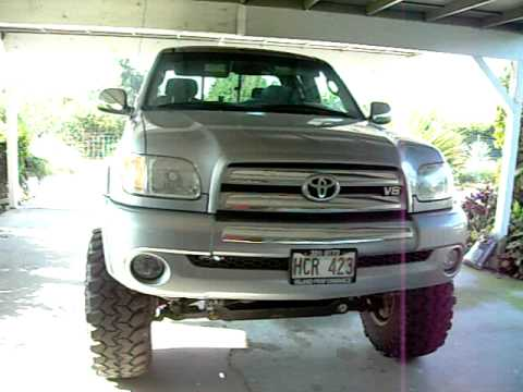 lifted toyota tundra youtube. Black Bedroom Furniture Sets. Home Design Ideas