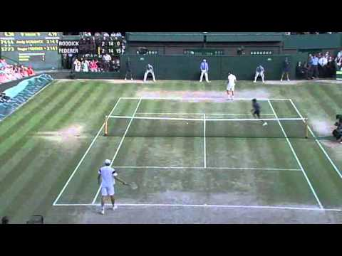 2009 Federer VS Roddick Wimbledon Final DVD - Tennis Express