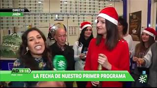Lotería de Navidad 2017, ¡casi repartimos El Gordo!