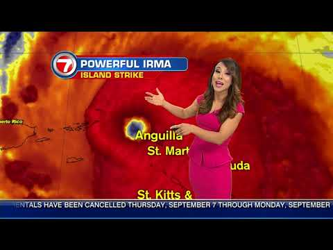 Hurricane Irma Coverage 9/4-9/10 6:50am