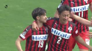 2018年4月1日(日)に行われた明治安田生命J2リーグ 第7節 熊本vs新潟...