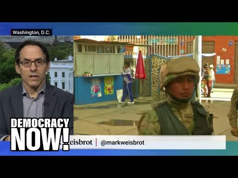 What Role Did The OAS Play In Bolivia's Coup?