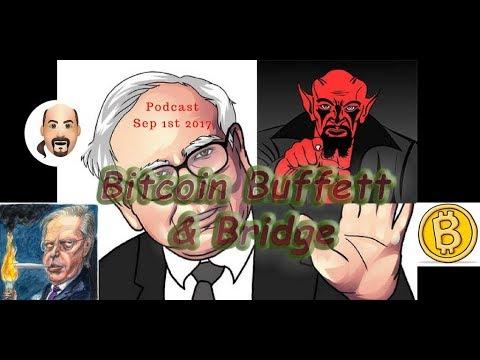 Podcast: Bitcoin Buffett & Bridge..Satan Calls In $AAL $SAVE $CAG $VIX