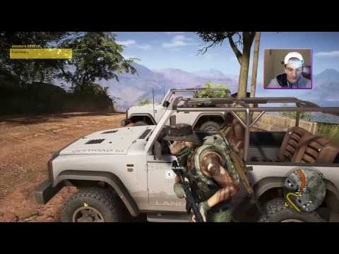 THE BEST GAME EVER   Let's Play- Tom Clancy's Ghost Recon Wildlands #1  