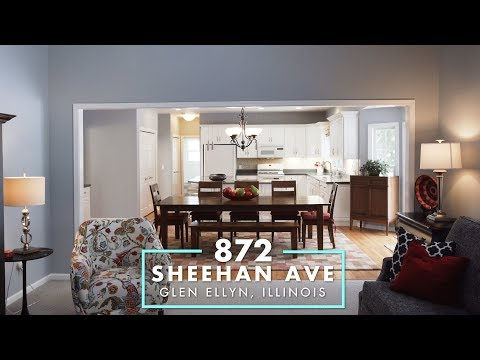 Welcome to 872 Sheehan Ave, Glen Ellyn, IL 60137 | Presented by Joe Champagne