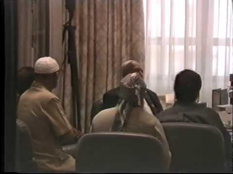 FULL - Malaysians Visit AHMED DEEDAT