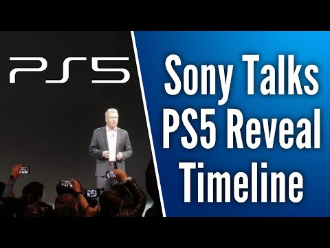 PS5 Predicted To Sell 6 Million Units By March 2021 // Sony Talks PlayStation 5 Reveal Timeline