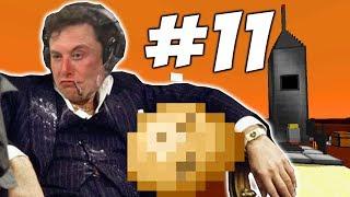 ЗАХВАТЫВАЕМ МАРС \ Приключения Илона Маска в Minecraft #11