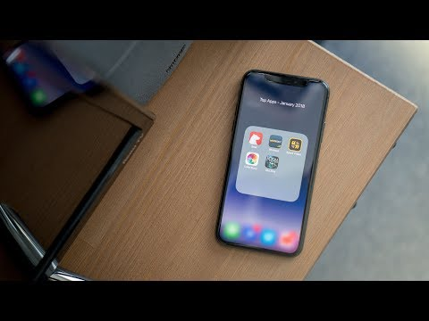 Five iOS Apps Worth Checking Out - January 2018