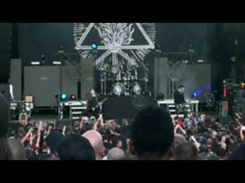 Behemoth at Express Live, Columbus Ohio