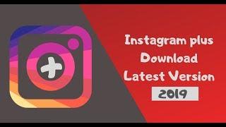 Gambar cover Instagram Plus APK Latest Version Download 2019