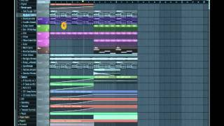 FL Studio 11 - How to make Electronic Dance Music 2014