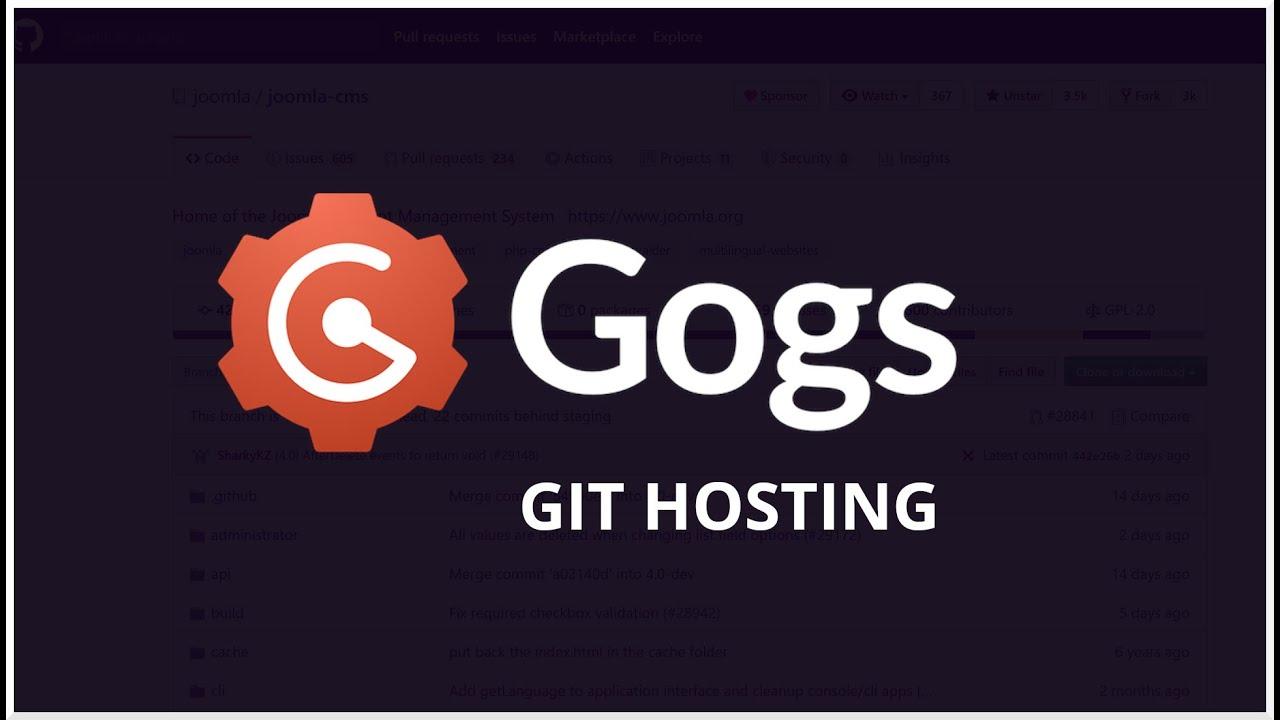 Gogs, Hosting AutoAdministrado de Git (Instalacion y configuracion)
