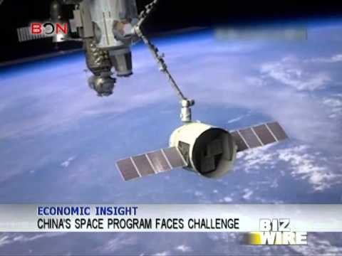 Could China's plans for space exploration see it challenge NASA?
