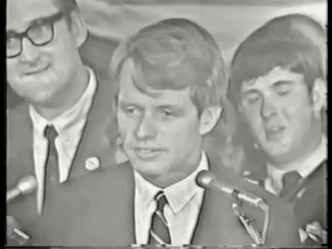 The Assassination of Robert F  Kennedy ABC News Live Coverage