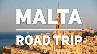 1 week in Malta: Road trip. Our itinerary, Gozo, Comino, Valetta and more! Malta off-season