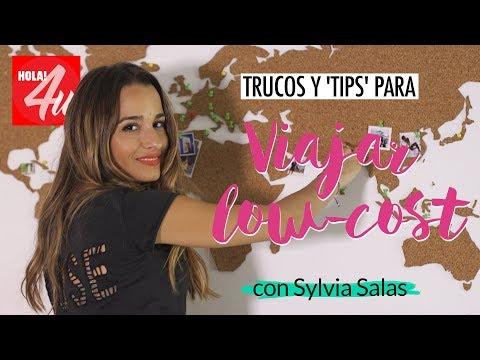 VIAJAR BARATO: 'tips' + escapadas 'low-cost'   Con Sylvia Salas