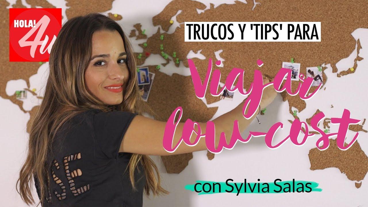 Viajar barato tips escapadas low cost con sylvia - Sylvia salas ...