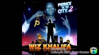 Poppin Rubberbands Wiz Khalifa [Prince of The City 2 Album Version]