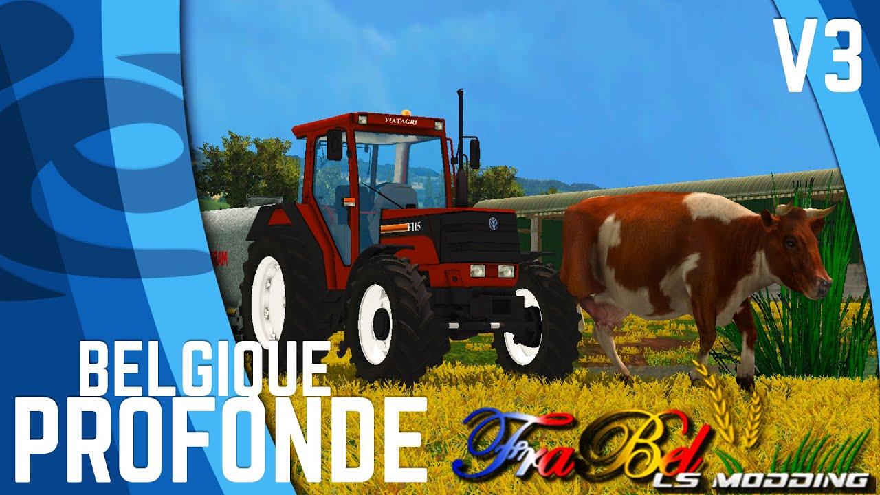 farming simulator 15 belgique profonde v3 by frabel et arsenic modding youtube. Black Bedroom Furniture Sets. Home Design Ideas