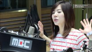 140912 snsd sunny radio 소녀시대 써니 가을방학 live