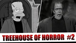 The Simpsons Tribute to Cinema - Treehouse of Horror (Part 2)