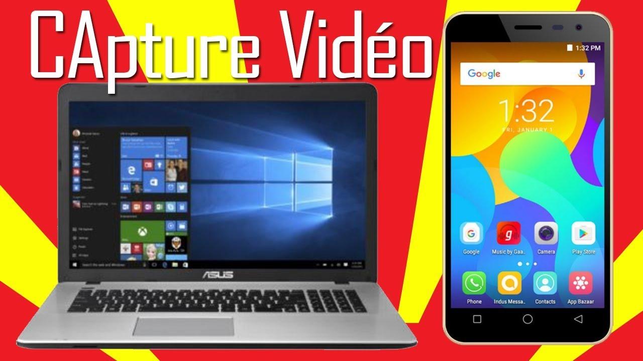Outil de capture vidéo à la fois complet et efficace