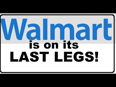 walmart s failure They tanked walmart's stock  walmart's problem isn't amazon — it's a lack of interest in who its customers  and retail is doomed to failure.