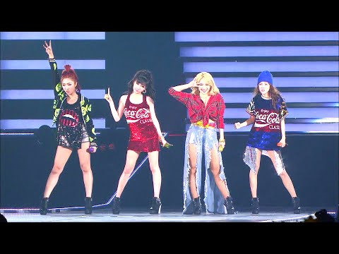 2NE1 - 'CAN'T NOBODY' LIVE PERFORMANCE