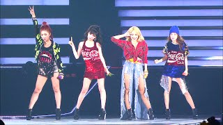2ne1 cant nobody live performance