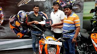 Dream Come True | Delivery Of 2017 KTM DUKE 200 Orange | Mumbai