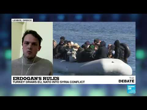 Lesbos insecure due to lack of police protection and violent right-wing protesters
