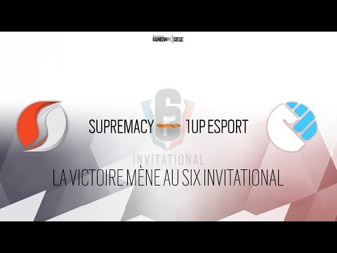 SUPREMACY VS 1UP : Qualifier Six Invitational