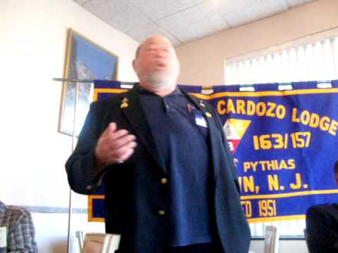 Benjamin N Cardozo Lodge -FCB- Knights of Pythias