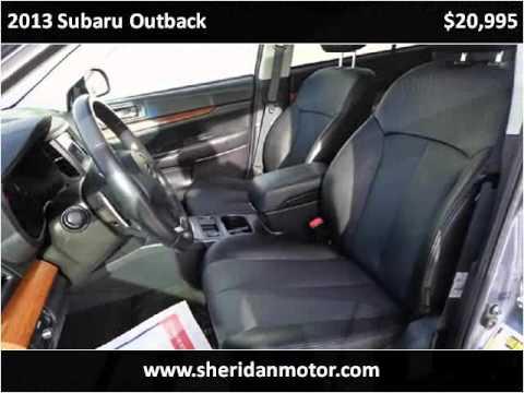 2013 Subaru Outback Used Cars Sheridan Wy Youtube