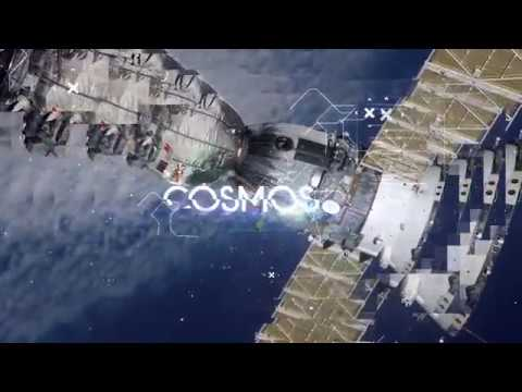 Epic Space Slideshow After Effects Template