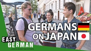 What Germans think about Japan | Easy German 244