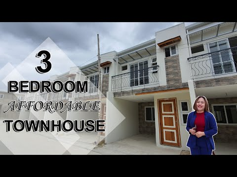 Affordable Townhouses In Consolacion, Cebu