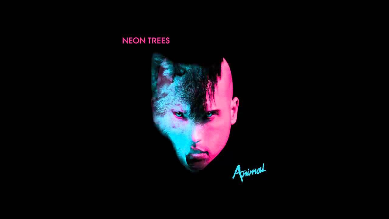 Album art exchange animal (remixes) by neon trees album cover art.