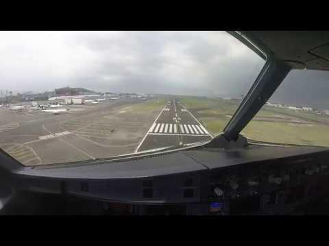 Aterrizaje en la