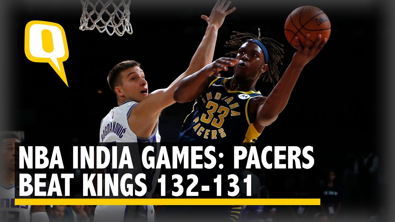 'It's beautiful to watch': India hosts its first-ever NBA game