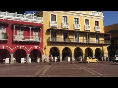 Colombia travel video clcghoneymoon2016