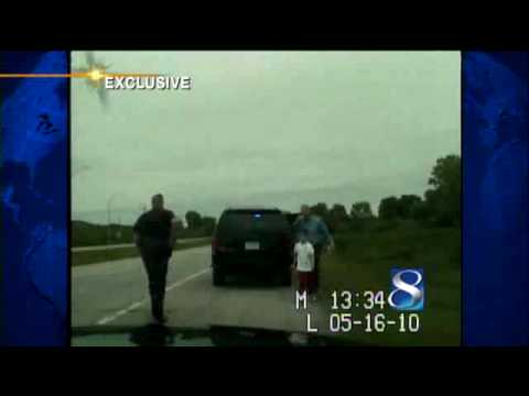 Governor's Traffic Stop Tapes Released