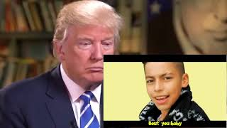 """Donald Trump Reacts To """"Ferran - Baby Girl""""(Official Music Video)