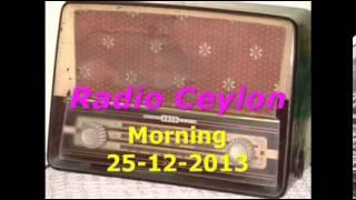 Radio Ceylon 25-12-2013~Wednesday Morning~03 Aapki Pasand